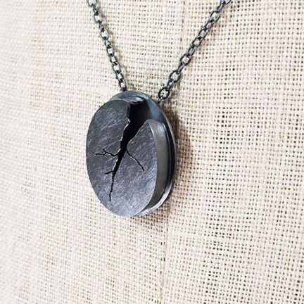 Lightning Series Necklace from Bless the Theory