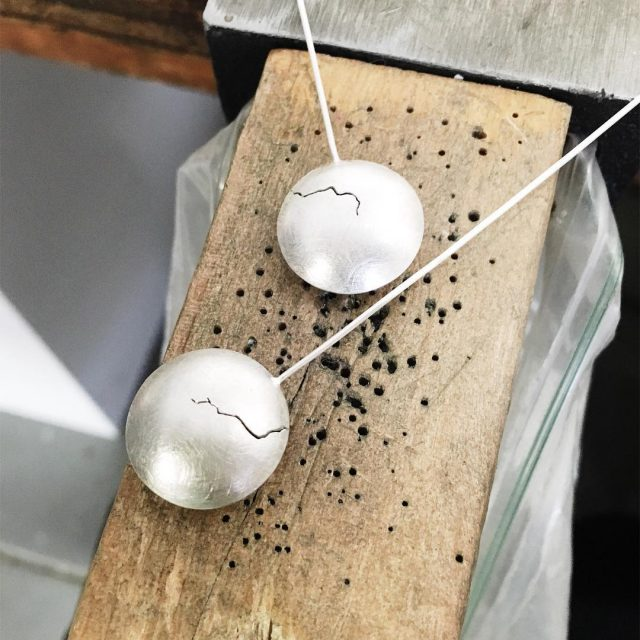 Earrings OnTheBench TodaysWork TodaysJewelry JewelersLife
