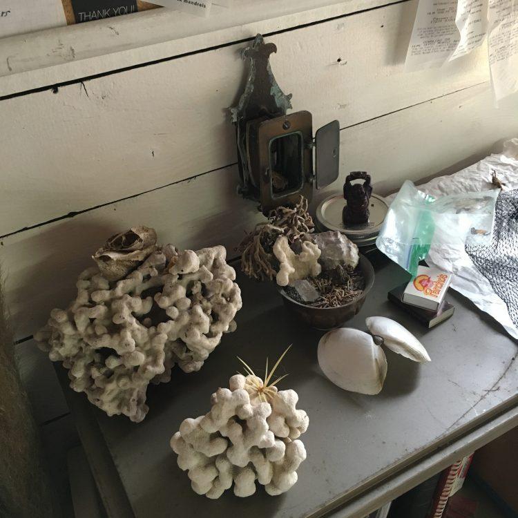 Studio vignette a peek inside my jewelry studio