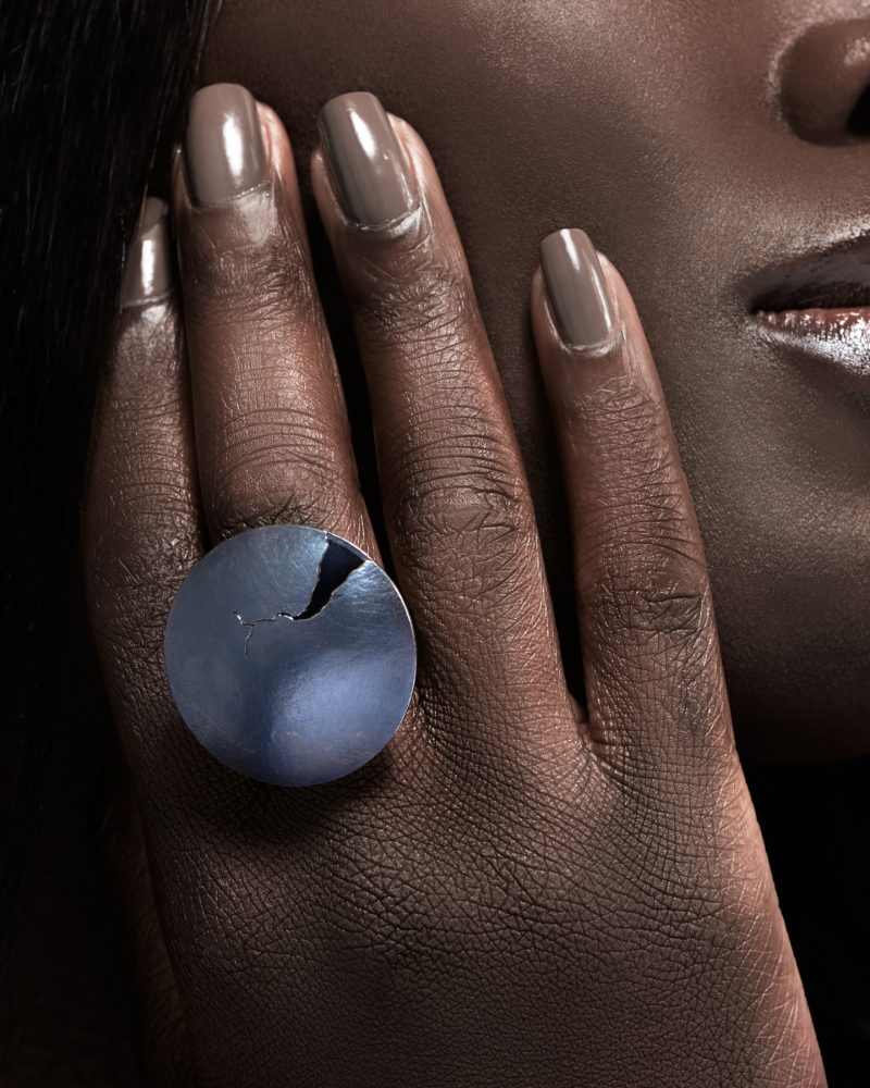 bless the theory by Charmaine Vegas of Long Beach California contemporary jewelry